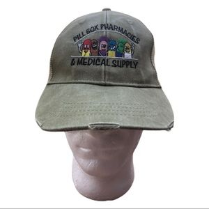 Pharmacies medical supply trucker hat